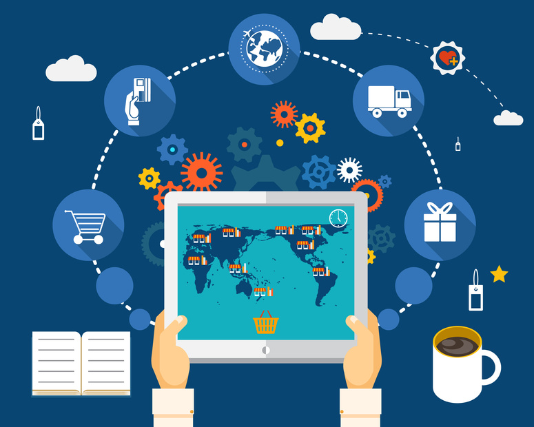 What is so interesting about cross-border e-commerce?